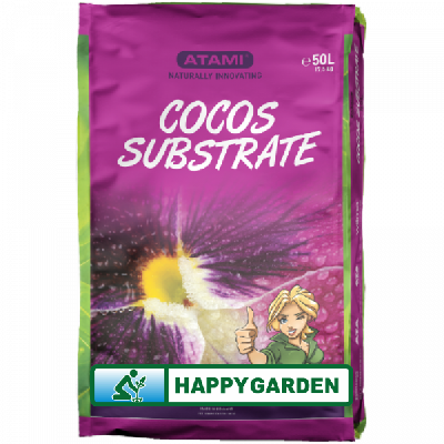 ATAMI COCOS SUBSTRATE 50 LITRE