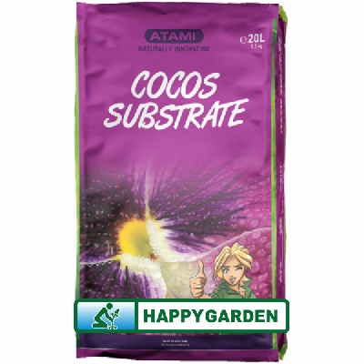 ATAMI COCOS SUBSTRATE 20 LITER