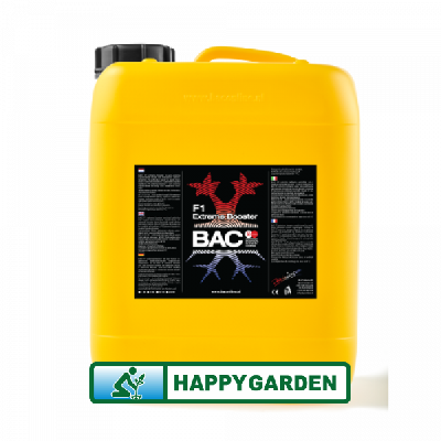 BAC F1 EXTREME BOOSTER 20 LITERS