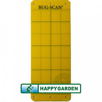 BIOBEST BUG-SCAN (NAB STRIPS YELLOW) 10 PIECES