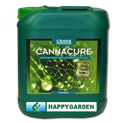 CANNA CANNACURE CONCENTRATED 5 LITER