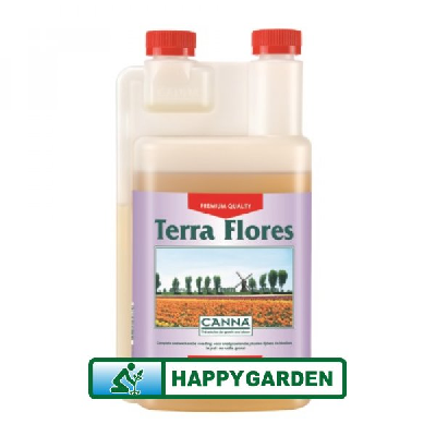 CANNA TERRA FLORES 1 LITERS