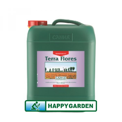 CANNA TERRA FLORES 10 LITERS