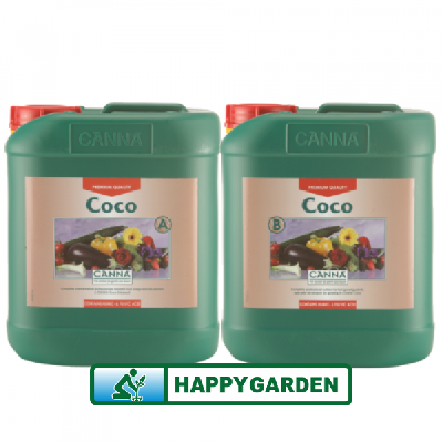 CANNA COCO A + B 5 LITERS