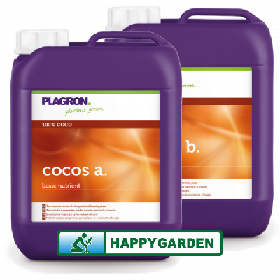 PLAGRON COCOS A&B 5 LITERS