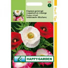 Horti tops poppy mixed