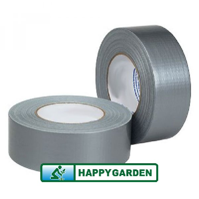 DUCT TAPE GREY 50mm x 50mtr 140μM